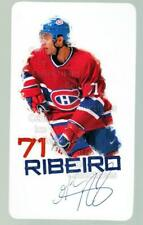2003-04 Montreal Canadiens Special Events Cards #18 Mike Ribeiro