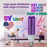 E27 220 Blacklight Low Energy CFL UV Light Bulb Screw Ultraviolet Lamp❀