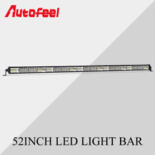 50inch LED Light Bar 1152W Spot Flood Offroad Fog Driving Lamp for Jeep Truck 52