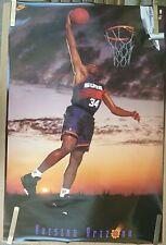 RARE CHARLES BARKLEY SUNS RAISING ARIZONA 1993 VINTAGE ORIGINAL NBA NIKE POSTER