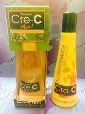Shampoo Cre-C Max + Conditioner Crec Max, Crece, 100% ORIGINAL, nacho tio, hair