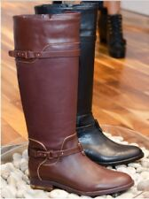 BCBGMaxazria Riding Boots Brown Size 6 MSRP $395 see notes