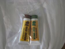 2 NEW ONE OUNCE TUBES OF HUNTER'S SPECIALTIES CAMO CREME MAKE UP FACE PAINT