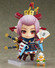 Monster Hunter Frontier G Guild Master Nendoroid Action Figure Capcom EXCLUSIVE