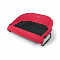 Gen7Pets Cool-Air Cot Raised Pet Bed great for Dogs and Cats in red or blue