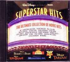 DISNEY'S Superstar Hits CD PHIL COLLINS TINA TURNER BONNIE RAITT CELINE DION