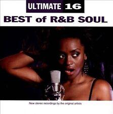 Various : Ultimate 16 - Best of R&B Soul CD