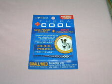 Worldpet Thera Cool Pouch System For Dogs Small Medium New