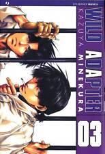JP957 - Manga - J-Pop - Wild Adapter 3 - Nuovo !!!