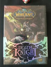 *NEW SEALED* DEATH KNIGHT DELUXE STARTER (2009) World of Warcraft TCG WoW