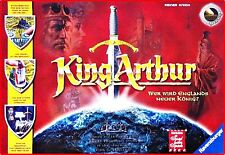 King Arthur -wer SE Englands NUEVO könig-elektronisches Juego -ravensburger