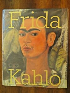 FRIDA KAHLO - Tate Modern Exhibition 2005 HB DJ protected ex-lib BEAUTIFUL pics