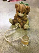 """Calico Kittens """"A Splash Of Happiness"""" Figurine Collectible"""
