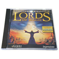 Lords Of Magic Special Edition PC CD-ROM Game 1998 Sierra RPG