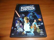 Robot Chicken Star Wars 1 (DVD Full Frame 2008) Used Adult Swim