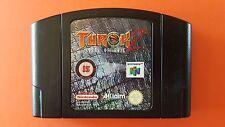 TUROK 2 Seeds of Evil / jeu Nintendo 64 / PAL EUR EUR