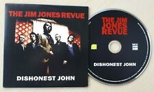 THE JIM JONES REVUE Dishonest John 2010 UK 1-track promo CD
