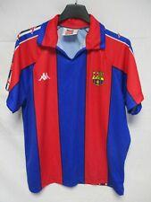 Maillot FC BARCELONE BARCELONA vintage KAPPA 90's Barça shirt camiseta trikot XS