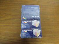 + Lot of 4 Epson 720/1440dpi color ink cartridge s020110 Stylus