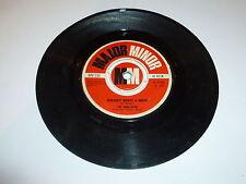 """THE DUBLINERS - Black Velvet Band - 1967 UK 4-prong centre label 7"""" vinyl single"""