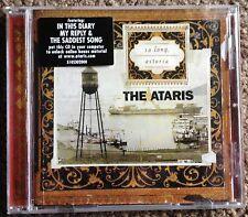 THE ATARIS - SO LONG, ASTORIA - ORIGINAL LOOP OZ PRESS CD - 2003