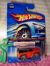 2006 Hot Wheels BLINGS MERCEDES-BENZ G500 #58 oc☆Orange/Black☆Dropstars