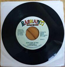 Steve Machiate - show them the way *** Heaven's Door riddim *** Rashango Music