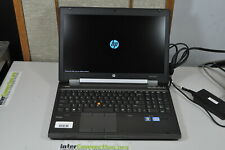 HP EliteBook 8570w Core i5-3320M 2.60GHz, 8GB RAM, 750GB HDD Windows 10 #9058