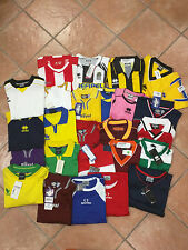 STOCK OFFERTA LOTTO MAGLIE DA CALCIO MISTE ASSORTITE 40 MAGLIE