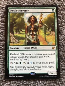 Magic The Gathering - Noble Hierach Modern Masters 2015, Rare NM - MTG