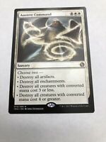 AUSTERE COMMAND Iconic Masters MTG Magic the Gathering Card NM