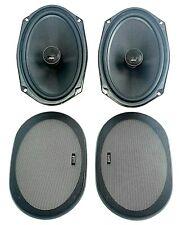 "Audio System MXC 609 Evo 6x9 "" Coaxial Loud Speakers Oval 100 W"