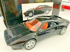 KK-Scale 1:18 Ferrari 288 GTO, schwarz (1984) OVP!