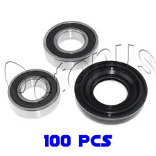100Pcs Front Load Washer High Quality Bearings & Seals Kit AP3970398