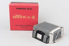 Zenza Bronica S 6x6 Filminder Back