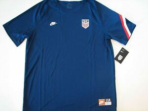 TEAM USA Men's Soccer Jersey Shirt Nike United States Soccer XL