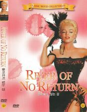 River of No Return (1954) New Sealed DVD  Marilyn Monroe
