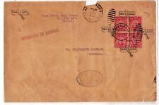 1927 US - PHILIPPINES FLIGHT COVER