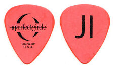 A Perfect Circle James Iha Orange Guitar Pick - 2004 Tour