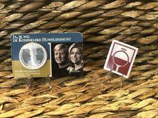 COINCARD - CC - NEDERLAND 2002 - 10 EURO HERDENKINGSMUNT - HUWELIJKSMUNT