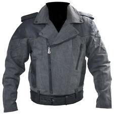 Hein Gericke Highway 101 Textile/Leather Motorcycle Jacket Men's size Large