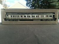 HO SCALE SPECTRUM BACHMANN OBSERVATION NY CENTRAL DETROIT #89106 PASSENGER CAR