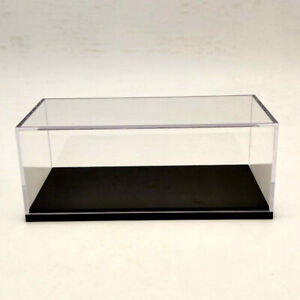 1:43 1:64 Model Cars Acrylic Case Display Box Cover Transparent Dust Proof 16cm