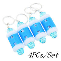 4PCs/Set Stitch Marker and Row Counter TWO in ONE 10mm Wholesale BM