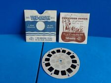 "VINTAGE SAWYER VIEWMASTER REEL ""THE PIED PIPER OF HAMELIN- 1950s"