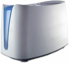 Germ Free Cool Mist Humidifier Quite Invisible Moisture Comfort Settings White