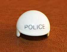 Playmobil chapeau vintage casque police ref ll