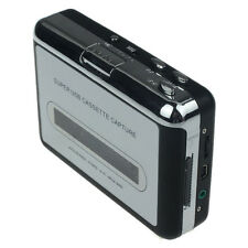 Audio Music Player Tape to PC USB Cassette to MP3 CD Converter Capture Modulator