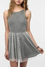 NWOT One & Only Urban Renewal Lace Polka Dot Dress Size S
