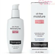 Neutrogena Oil-Free Moisture Combination Skin 4oz / 118ml